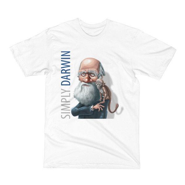 Simply Darwin Men's T-Shirt