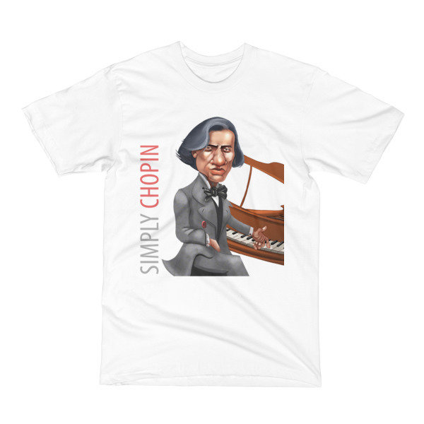 Simply Chopin Men's T-Shirt