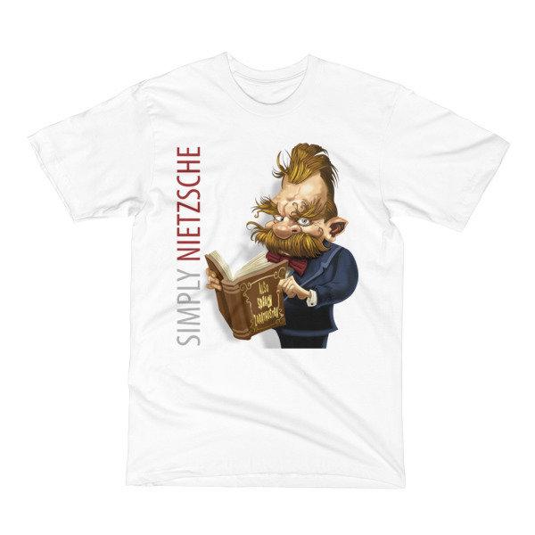 Simply Nietzsche Men's T-Shirt