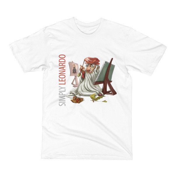 Simply Leonardo Men's T-Shirt