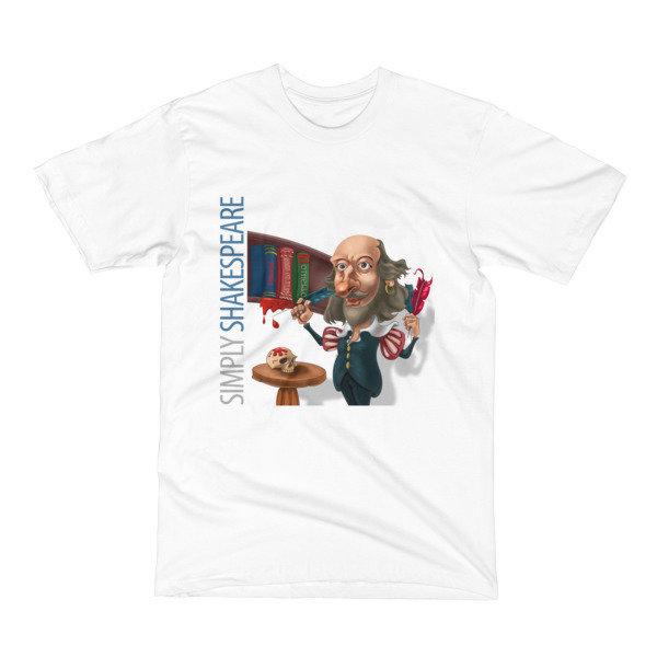 Simply Shakespeare Men's T-Shirt