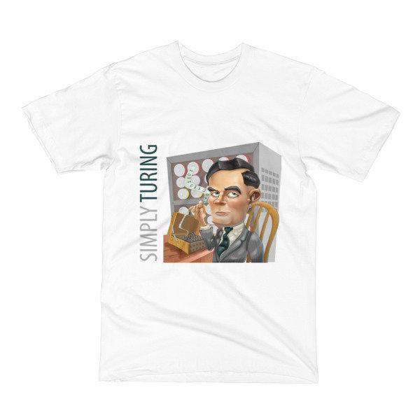 Simply Turing Men's T-Shirt