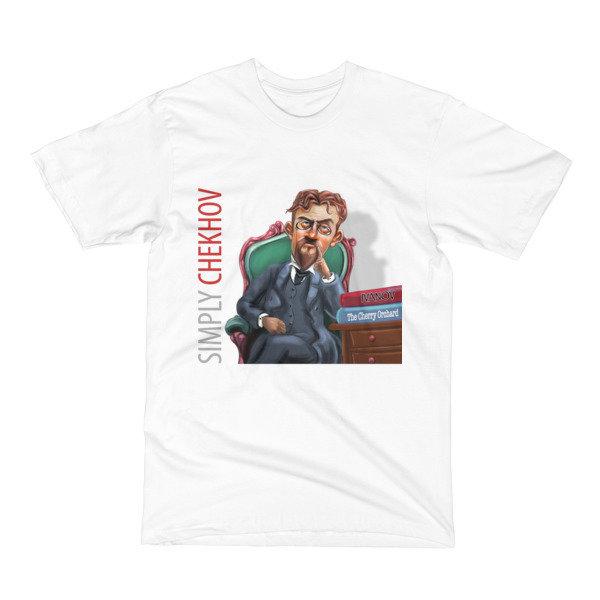 Simply Chekhov Men's T-Shirt