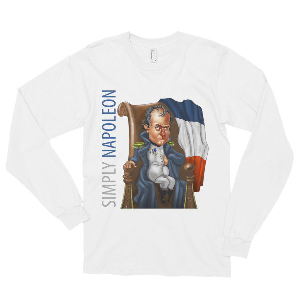 Simply Napoleon Long Sleeve T-Shirt (unisex)