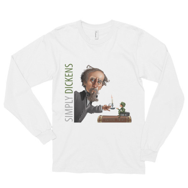 Simply Dickens Long Sleeve T-Shirt (unisex)