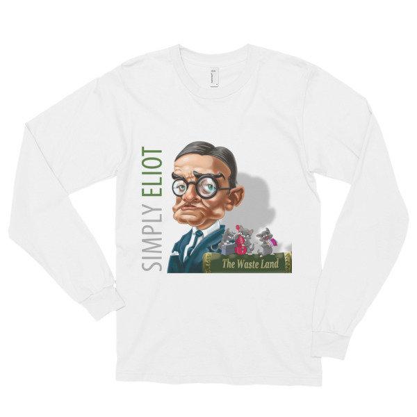 Simply Eliot Long Sleeve T-Shirt (unisex)