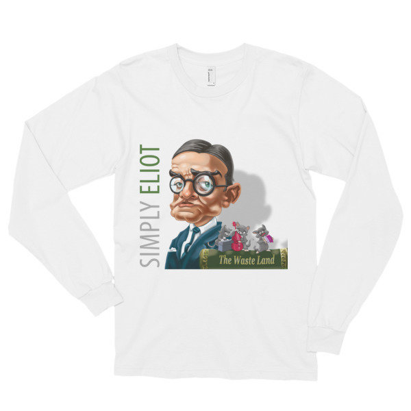 Simply Eliot Long Sleeve T-Shirt (unisex)