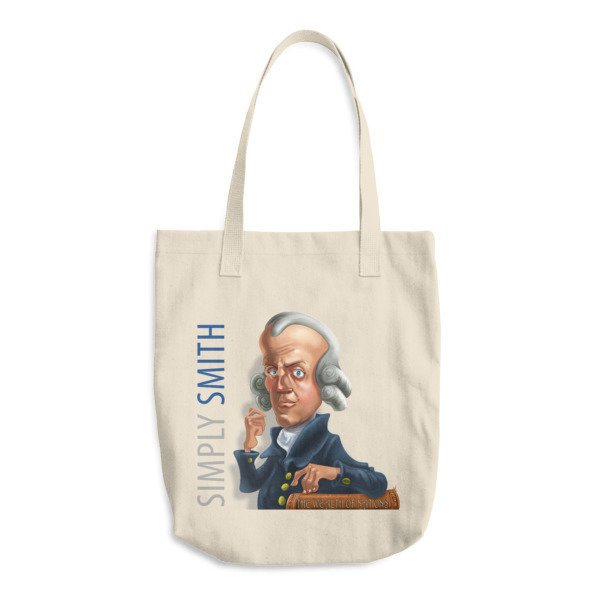 Simply Smith Cotton Tote Bag