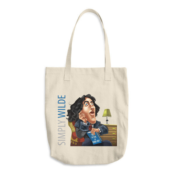 Simply Wilde Cotton Tote Bag