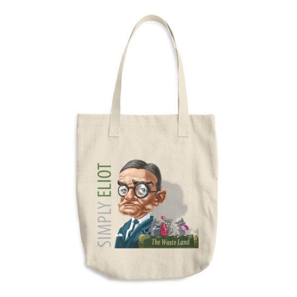 Simply Eliot Cotton Tote Bag