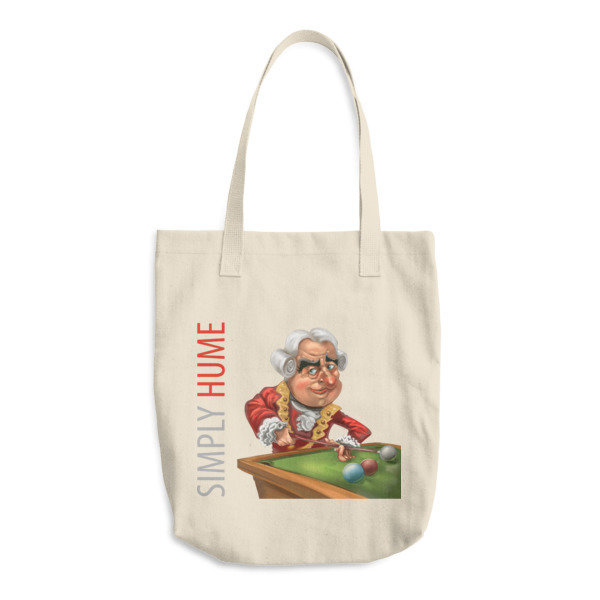 Simply Hume Cotton Tote Bag