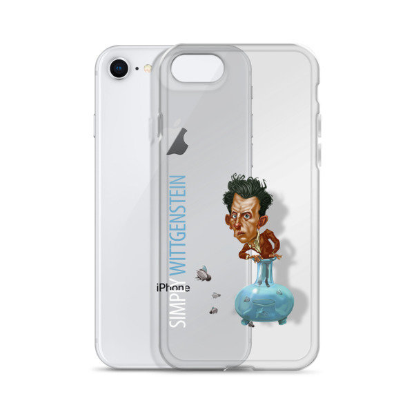 Simply Wittgenstein iPhone Case
