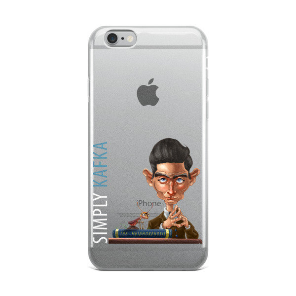 Simply Kafka iPhone Case