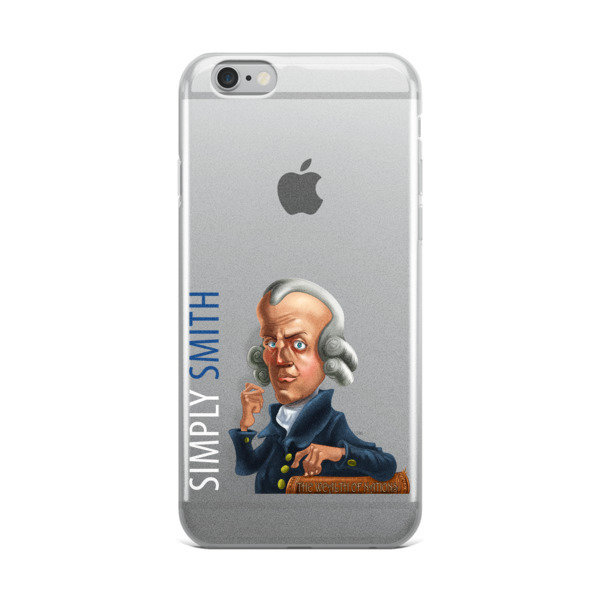 Simply Smith iPhone Case