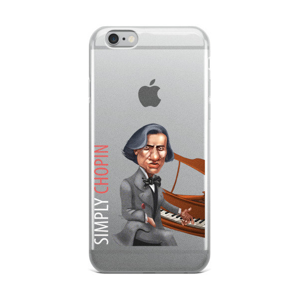 Simply Chopin iPhone Case