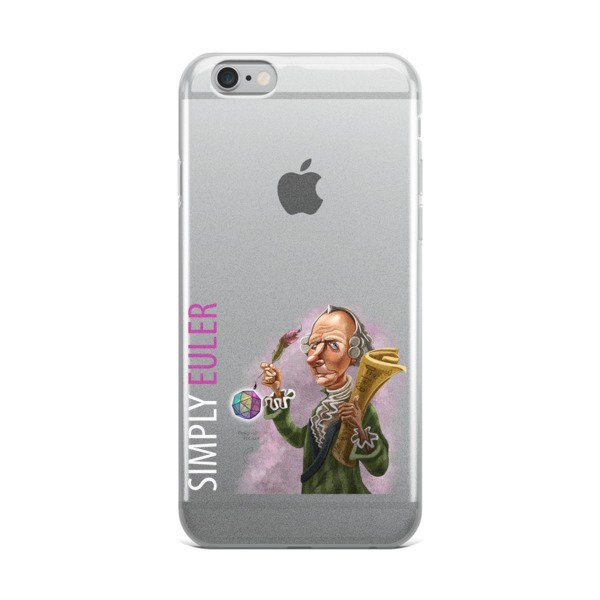 Simply Euler iPhone Case