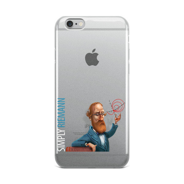 Simply Riemann iPhone Case 16809