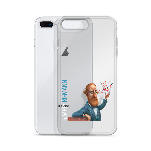 Simply Riemann iPhone Case