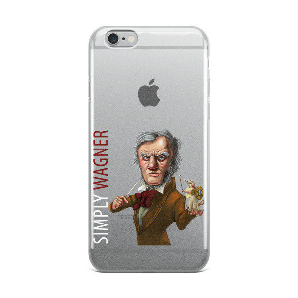 Simply Wagner iPhone Case 16816