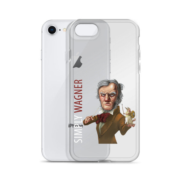 Simply Wagner iPhone Case