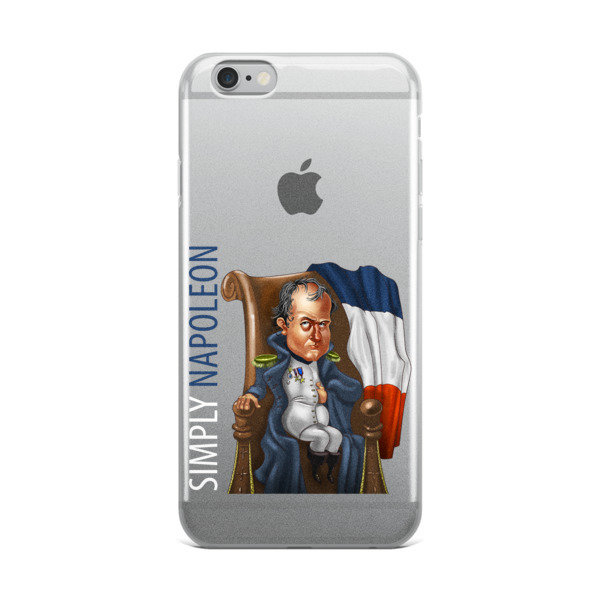 Simply Napoleon iPhone Case