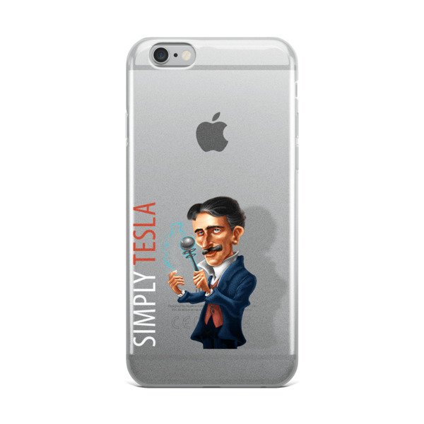 Simply Tesla iPhone Case