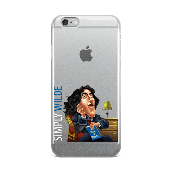 Simply Wilde iPhone Case