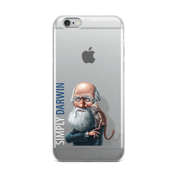 Simply Darwin iPhone Case