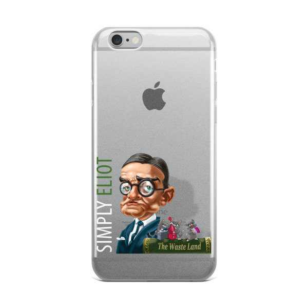Simply Eliot iPhone Case