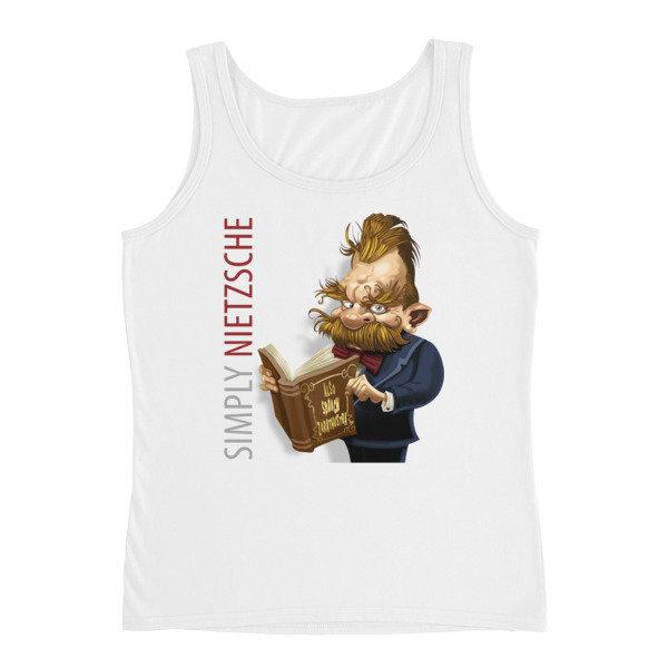 Simply Nietzsche Ladies' Tank