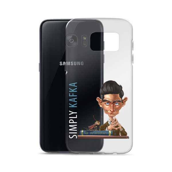 Simply Kafka Samsung Case