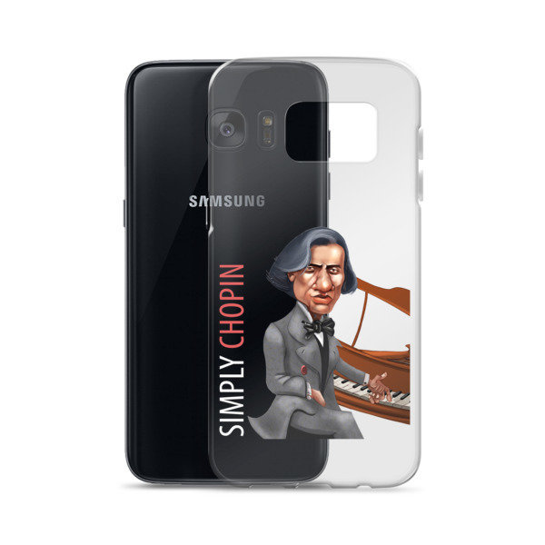 Simply Chopin Samsung Case