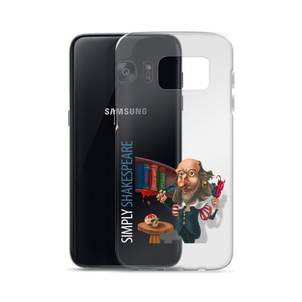 Simply Shakespeare Samsung Case