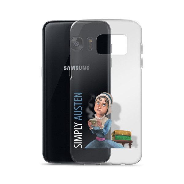 Simply Austen Samsung Case