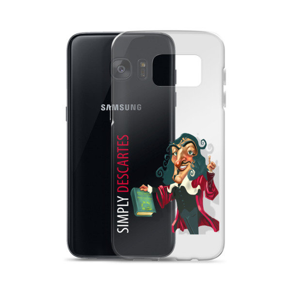 Simply Descartes Samsung Case