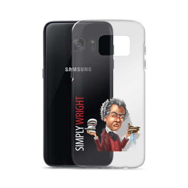 Simply Wright Samsung Case