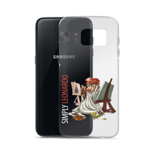 Simply Leonardo Samsung Case