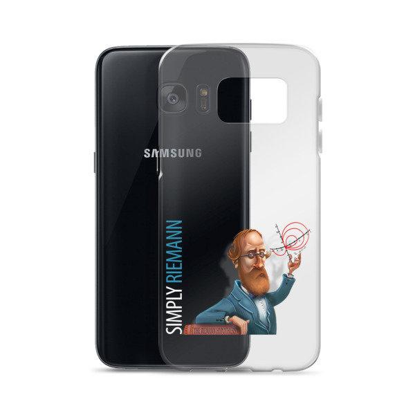 Simply Riemann Samsung Case