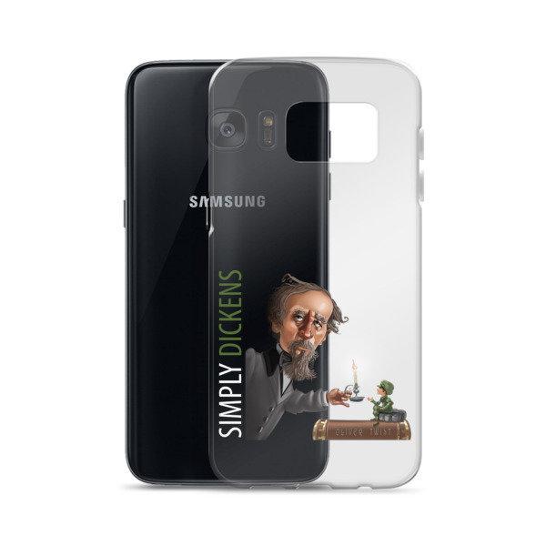 Simply Dickens Samsung Case