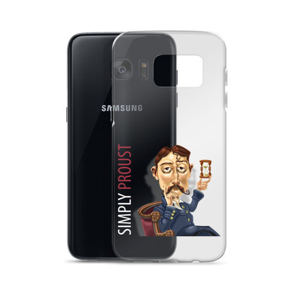 Simply Proust Samsung Case