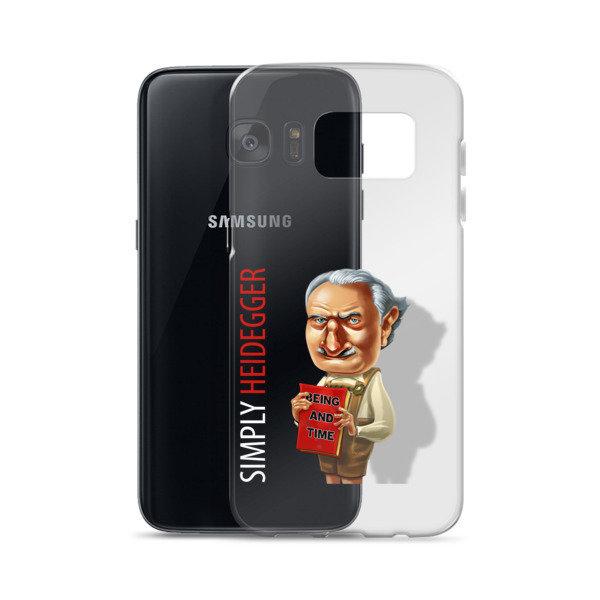 Simply Heidegger Samsung Case