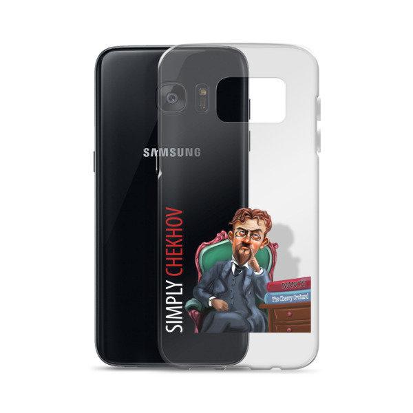 Simply Chekhov Samsung Case