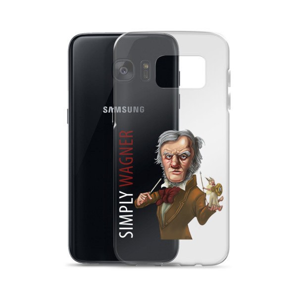 Simply Wagner Samsung Case