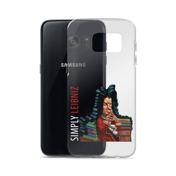 Simply Leibniz Samsung Case