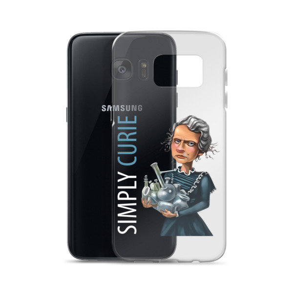 Simply Curie Samsung Case