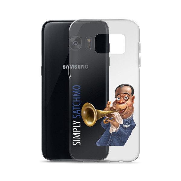 Simply Satchmo Samsung Case