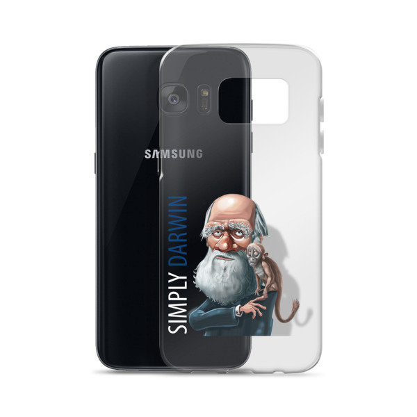 Simply Darwin Samsung Case