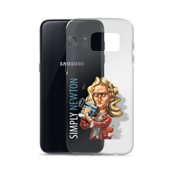 Simply Newton Samsung Case