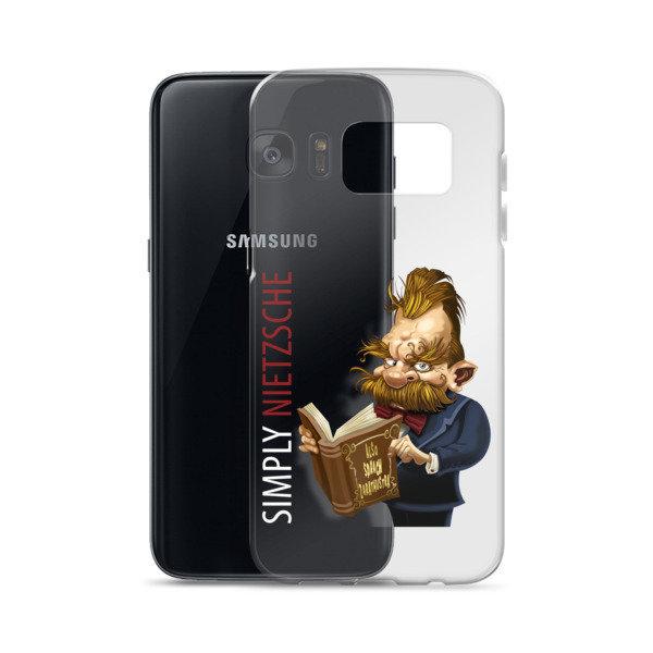 Simply Nietzsche Samsung Case