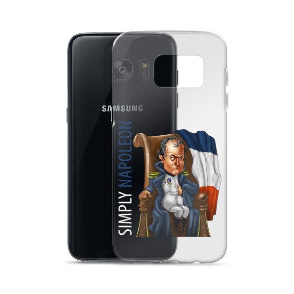 Simply Napoleon Samsung Case